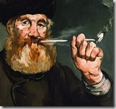 Manet - The smoker - Copy