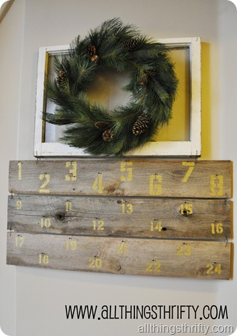 Christmas Advent Calendar 1