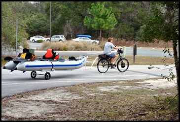 06b - Bike trailer for kayak