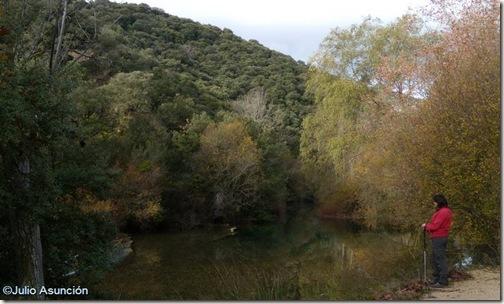 Río Ubagua - Riezu