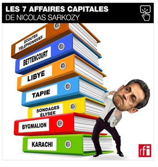 sarkozy a la justícia francesa e las 7 afars misteriosament avuglantas pels militants