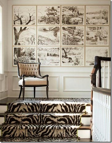 zebra-print-rug-cascading-down-the-stairs-trendspotting-getting-wild-with-animal-prints-home-design-and-decor-ideas-and-inspiration