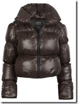 All Saints Cropped Down Ski Jacket