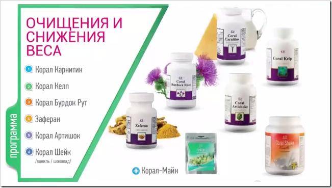 Ольга Бутакова - програми с нови продукти