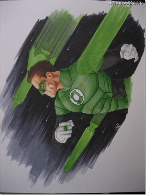 Green_Lantern_by_IMMages
