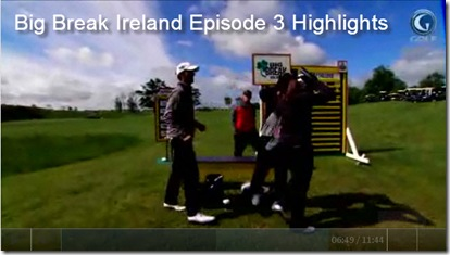 Big Break Ireland Episode Three Highlights