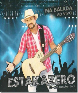 CD-ESTAKAZERO NA BALADA