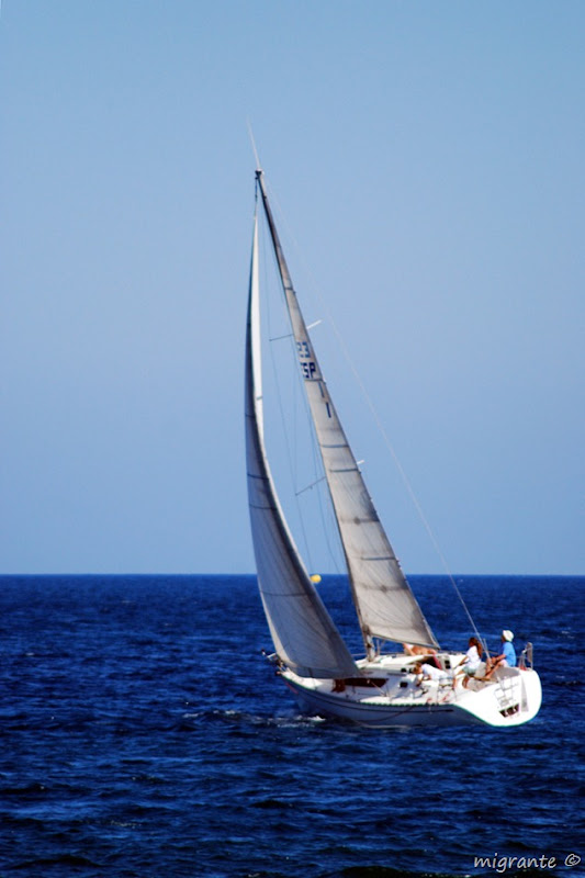 navegando - jávea