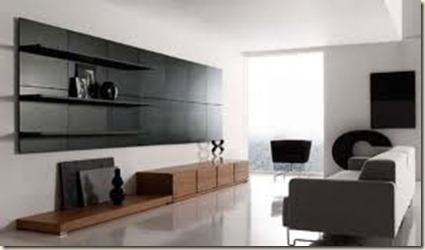 Salas Modernas Minimalistas