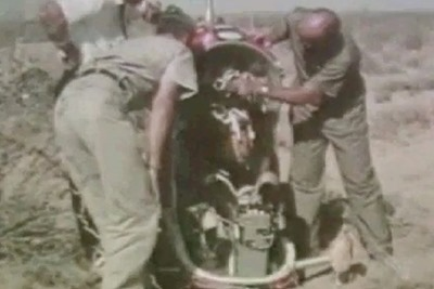 Russians used drugged bears to test ejector seats for fighter pilots during the Cold War