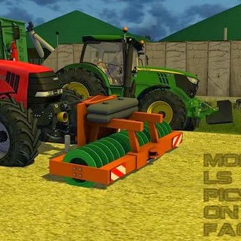 Farming simulator 2013 - Holaras Stego 300 v 1.0