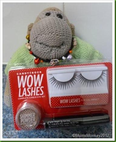 Wow eyelashes