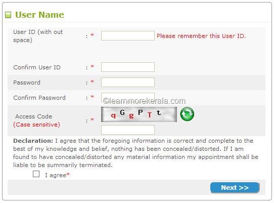 psc username