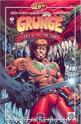 Grunge salva al mundo
