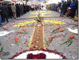 Procesion de la Virgen de Candelaria Puno