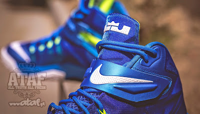 nike zoom soldier 8 gr blue white volt 2 03 Available Now: Nike Zoom LeBron Soldier VIII (8) Sprite