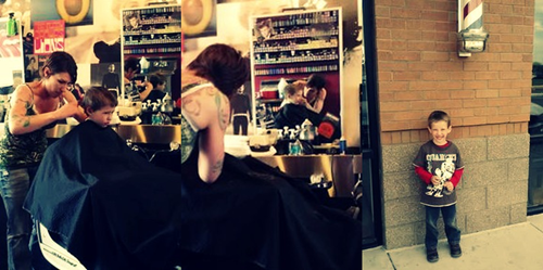 HaircutCollage
