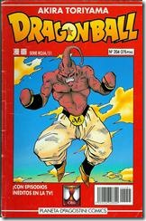 P00022 - Dragon Ball Nº204 por Pep