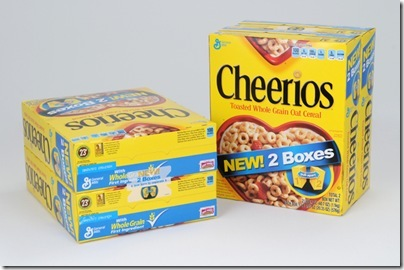 Cheerios Club Stores prize pack photo