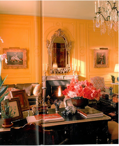 The designs of my favorite, Sister Parish, taught me everything I know. The drawing room of Babe Paley's Fifth Avenue apartment says it all.