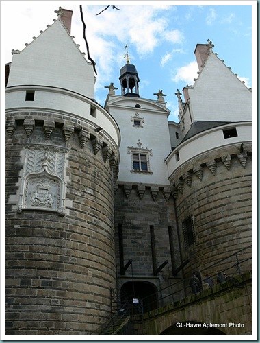Nnates Château Anne de Bretgane
