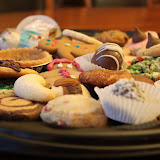 Cookies for Cookie Walk Dec.1 & 8