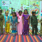 Fancy Dress Competition @ Mehdipatnam Branch