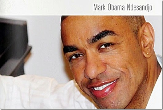 Mark Obama Ndesandjo
