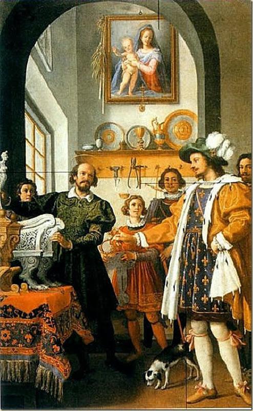 Jacopo di Empoli, ST Eloi