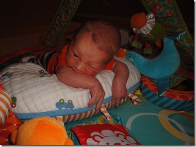 4.  Tummy time