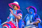 Montevideo cuenta con un museo dedicado a esta manifiestación cultural festiva, la más importante en Uruguay, que muestra una gran colección de objetos, trajes típicos, instrumentos musicales, carteles y maquetas sobre la historia del carnaval en el país / Foto: Leonardo Correa y Anibal Bogliaccini.