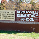 WBFJ - Cici&#039;s Pizza Pledge - Kernersville Elementary - Ms Morris - 5th Grade Class - 11-2-11