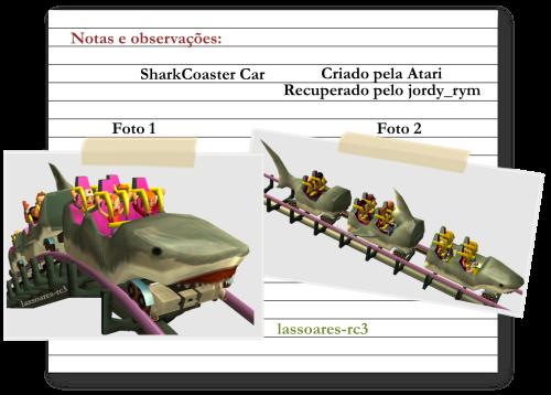 SharkCoaster (Atari) (jordy_rym) lassoares-rct3