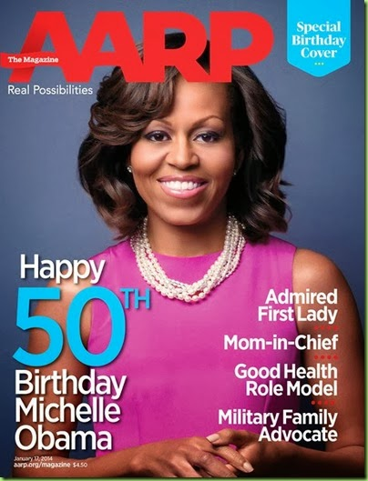 AARP cover