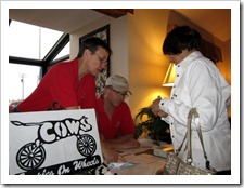 COWS Spring Rally in Chippewa Falls, WI