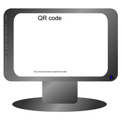 template-faire-part-QRcode-offert-par-feerepart