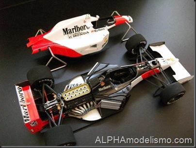 McLaren MP4-7c