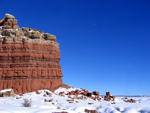 The Red Ledges