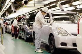 trabalhadores no Japão