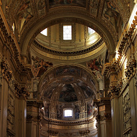 St Andrea della vale - Rome by Almas Bavcic - Buildings & Architecture Other Interior