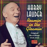 Harry Lauder cameo