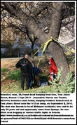 AFRIKANER HOMELESS MAN 26  FOUND HANGED TREE BENONI SEPT12011