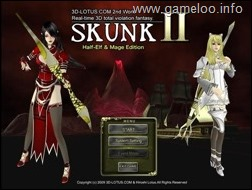 SKUNK2 Half-elf &amp; mage edition (ver1.04-eng) 