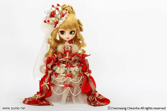 Pullip Princess Rosalind Feb 2013 06