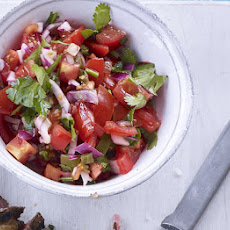 Mexican chopped salad (Pico de gallo)