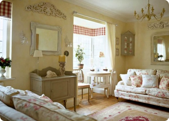Shabby and charme una romantica casa inglese in perfetto for Case in stile cottage inglese