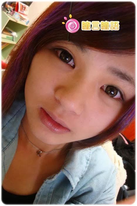 日本EOS隱形眼鏡-Barbie Doll芭比娃娃咖5
