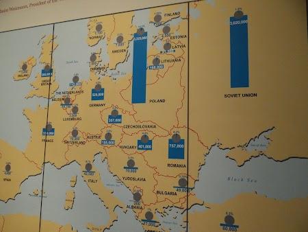 Imagini Israel: Populatia evreiasca in Europa