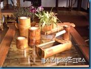 Artesanato em bambu 05