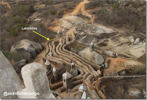 Castelo Zé dos Montes Labirintos